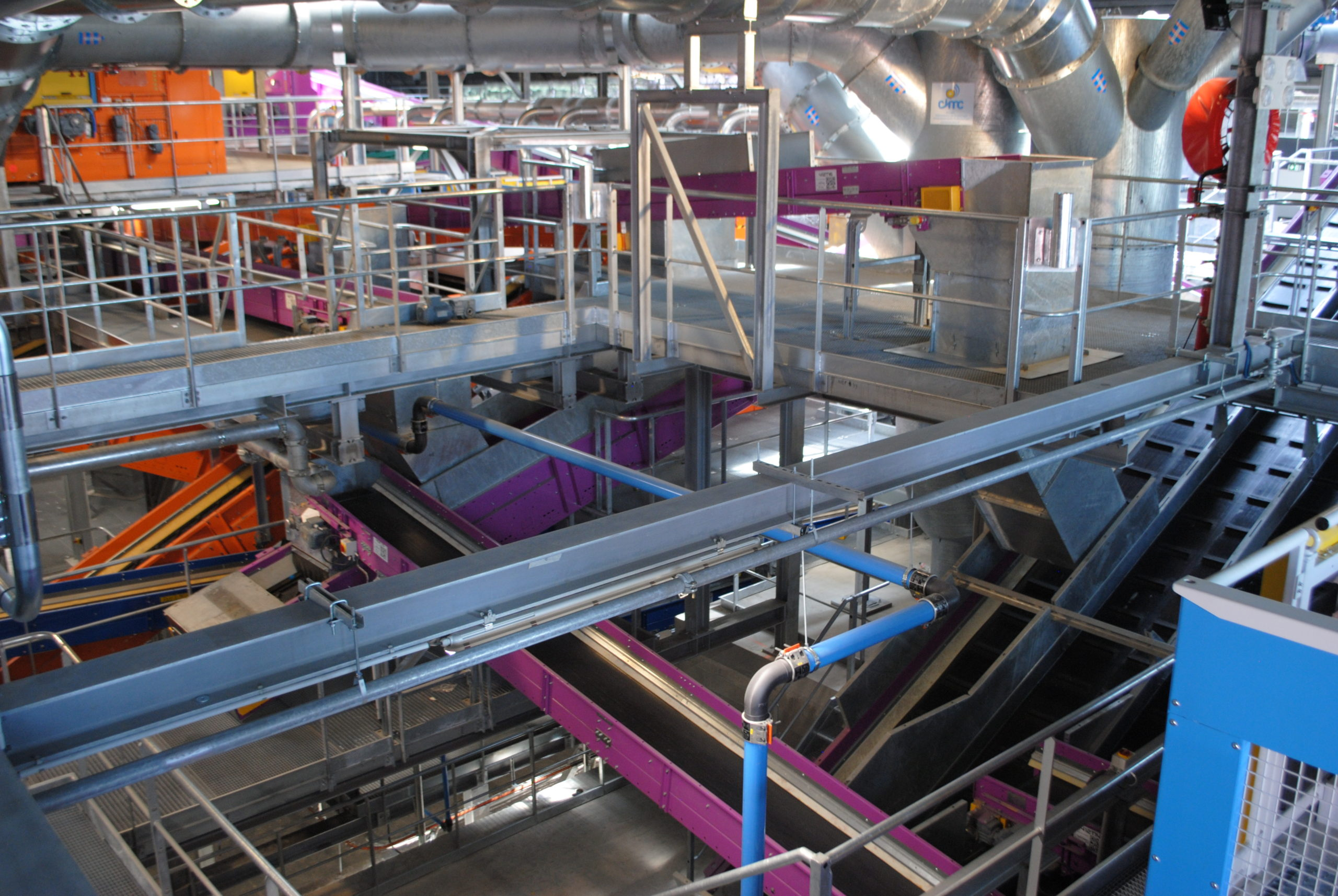 Ar-Val, Dozens of References, High-Tech Materials Recovery Facilities, Waste Treatment Plants
